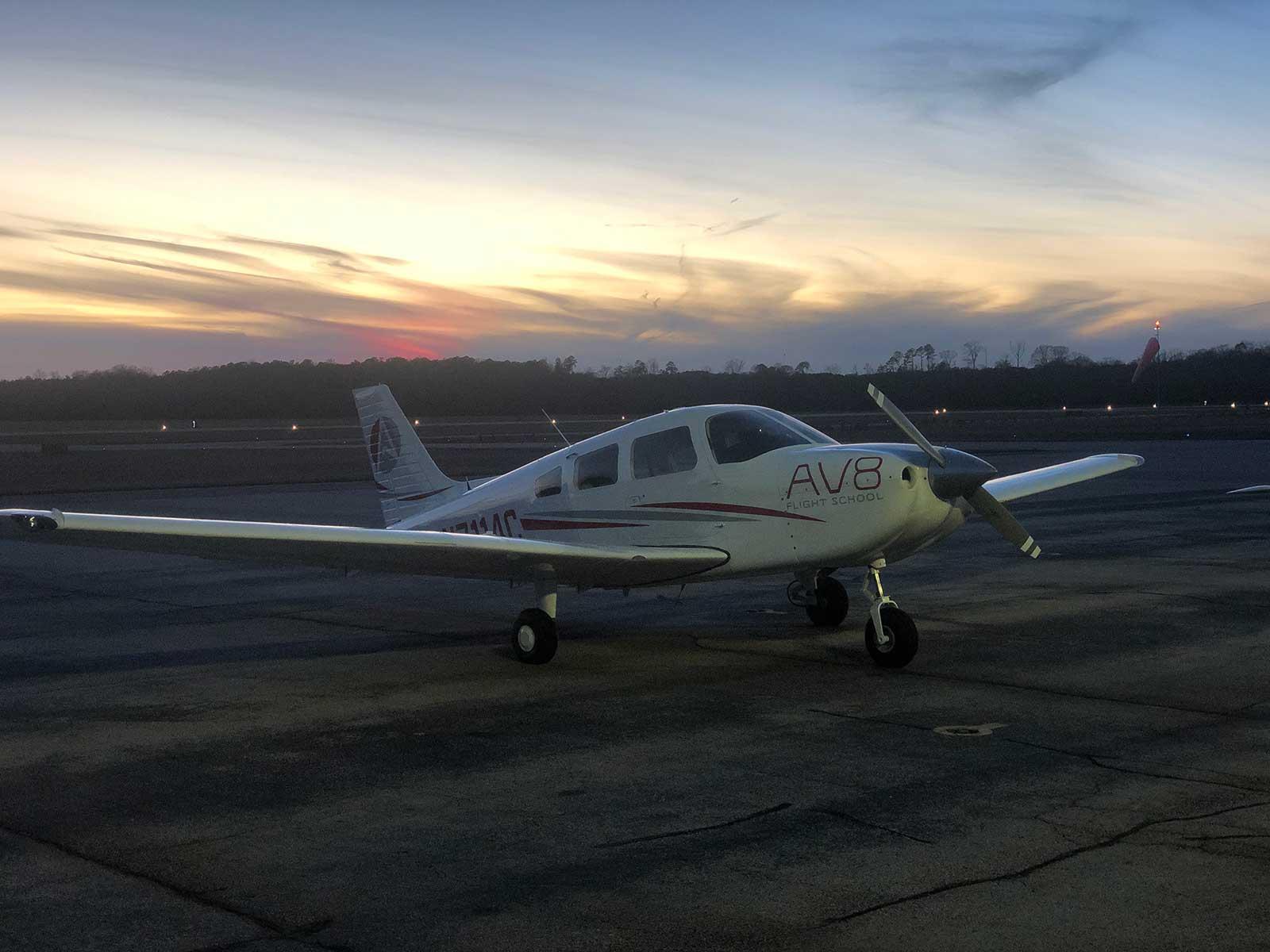 AV8 Flight School