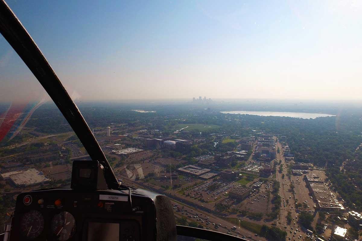 pilot discovery flights