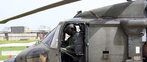 military rotorcraft pilot