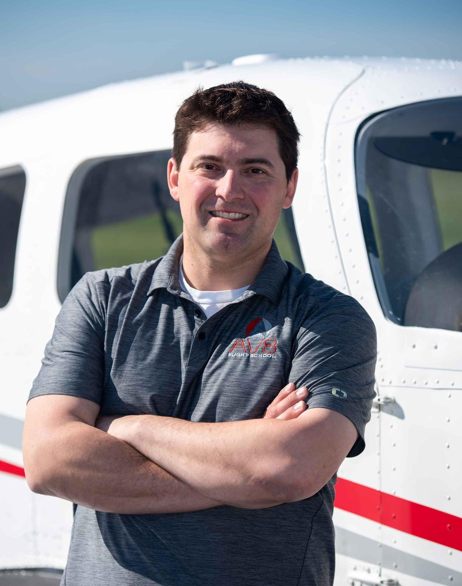 AV8 Flight School Team: Nick